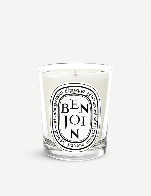 DIPTYQUE Benjoin scented candle 190g