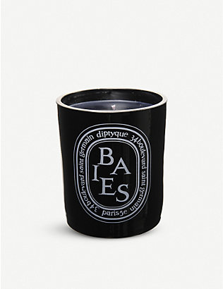 DIPTYQUE: Baies Noir scented candle 300g