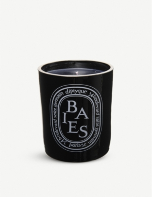 DIPTYQUE Baies Noir scented candle 300g