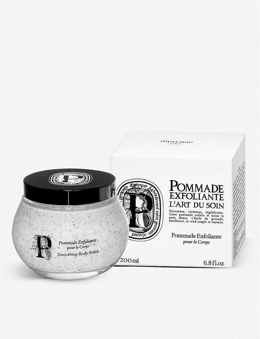 DIPTYQUE: Smoothing body polish 200ml