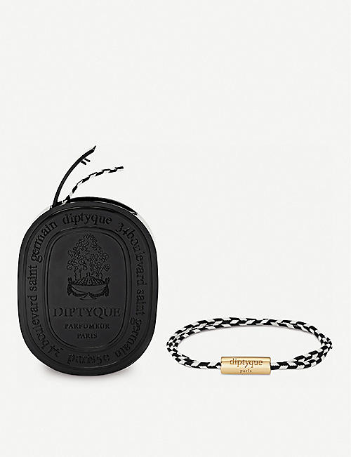 DIPTYQUE Do Son perfumed woven bracelet