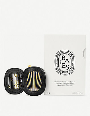 DIPTYQUE: Car Diffuser with Baies Insert
