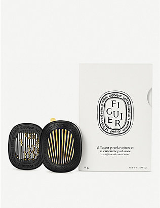 DIPTYQUE: Figuier insert and car diffuser 2.1g