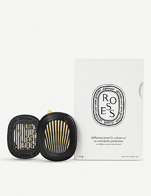 DIPTYQUE Car Diffuser and Rose Refill