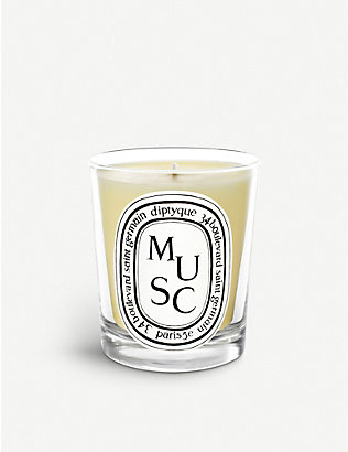 DIPTYQUE: Musc scented candle