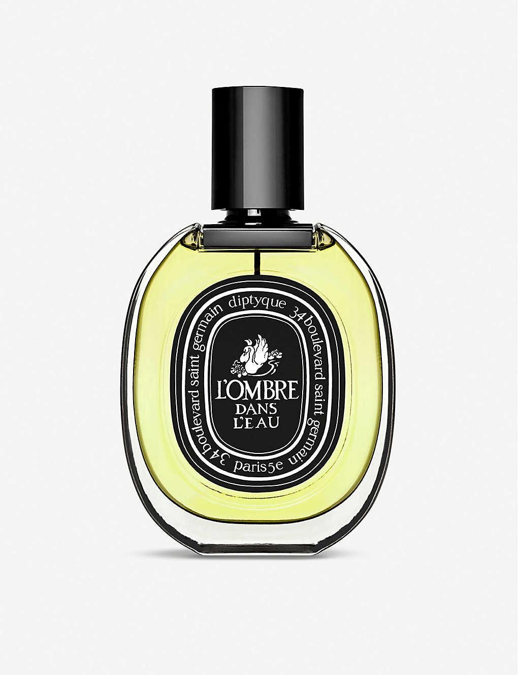Diptyque Lombre Dans Leau Eau De Parfum Selfridgescom