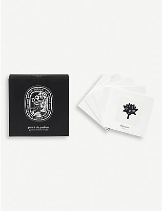DIPTYQUE: Do Son perfumed stickers for skin pack of five