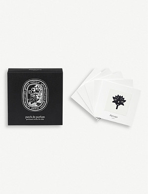 DIPTYQUE Do Son perfumed stickers for skin pack of five