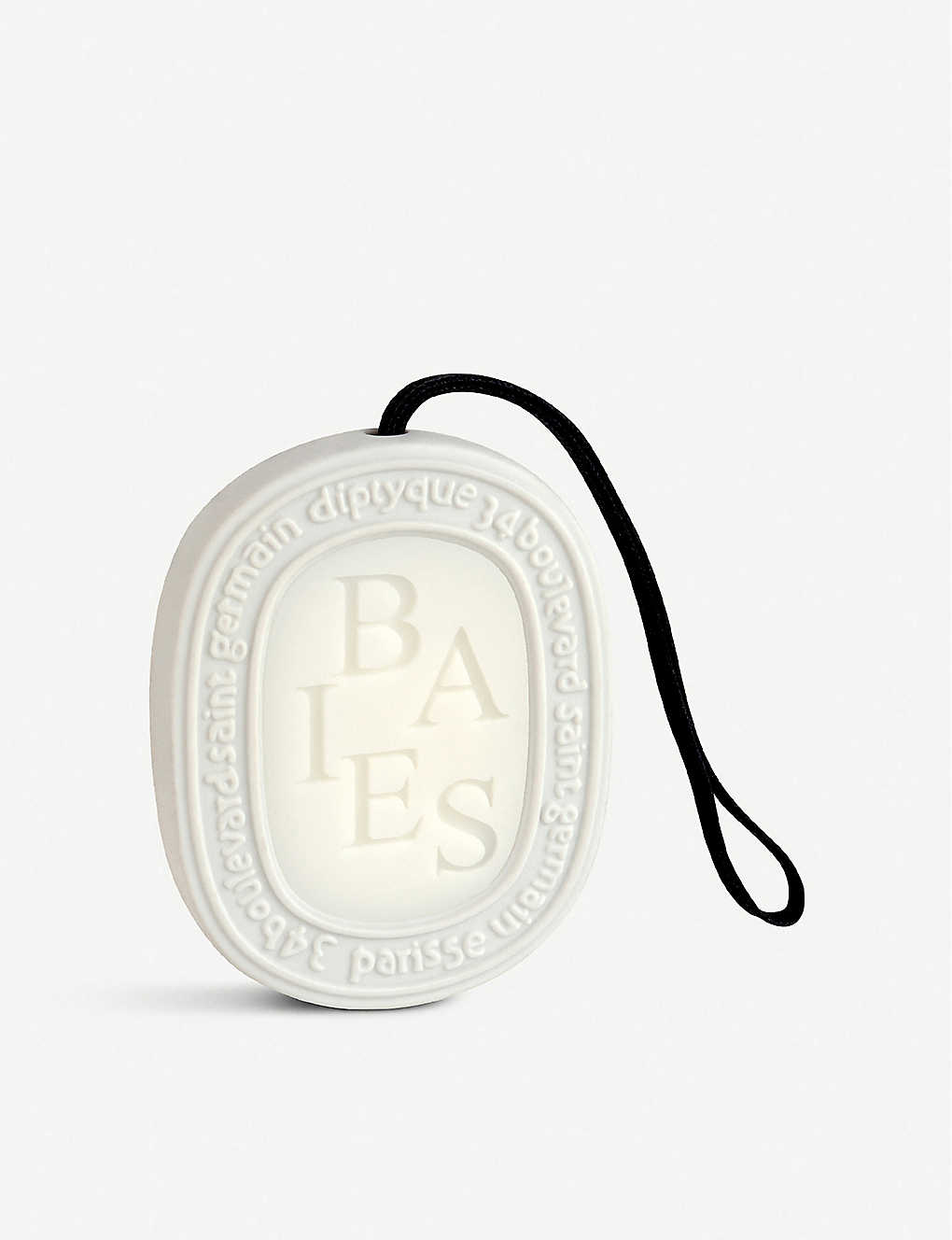DIPTYQUE: Baies scented oval