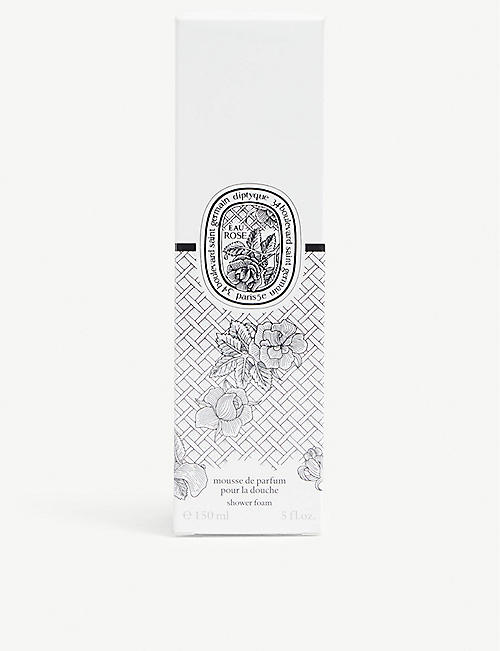 DIPTYQUE: Eau rose shower foam 150ml