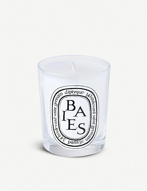 DIPTYQUE: Baies scented candle 190g