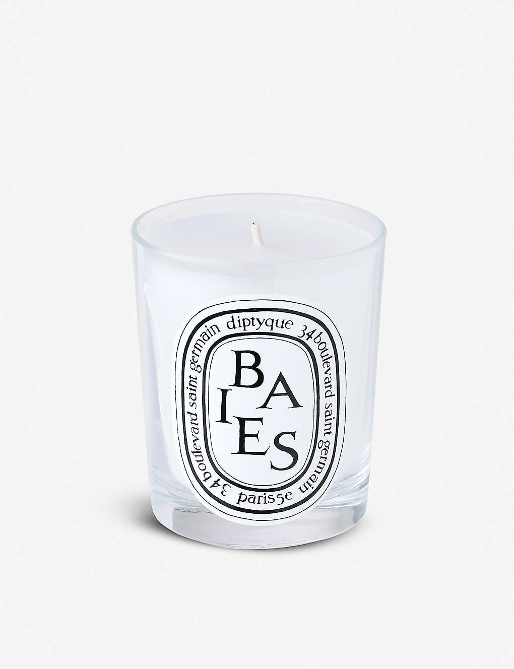 DIPTYQUE   Baies scented candle 20g   Selfridges.com