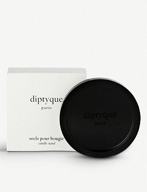 DIPTYQUE Logo-embossed candle stand
