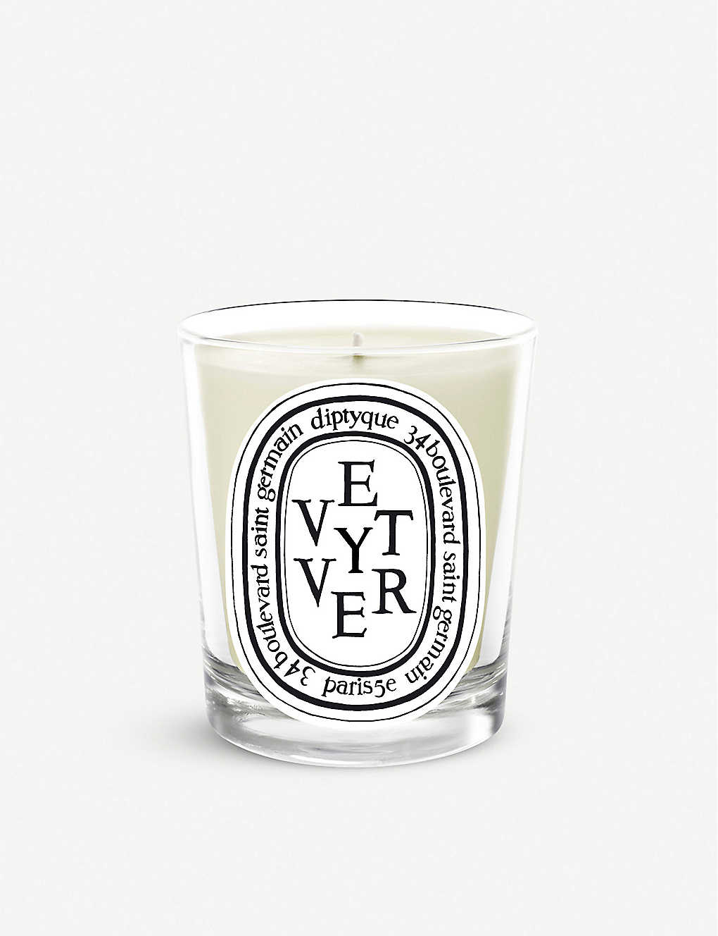 DIPTYQUE: Vetyver scented candle