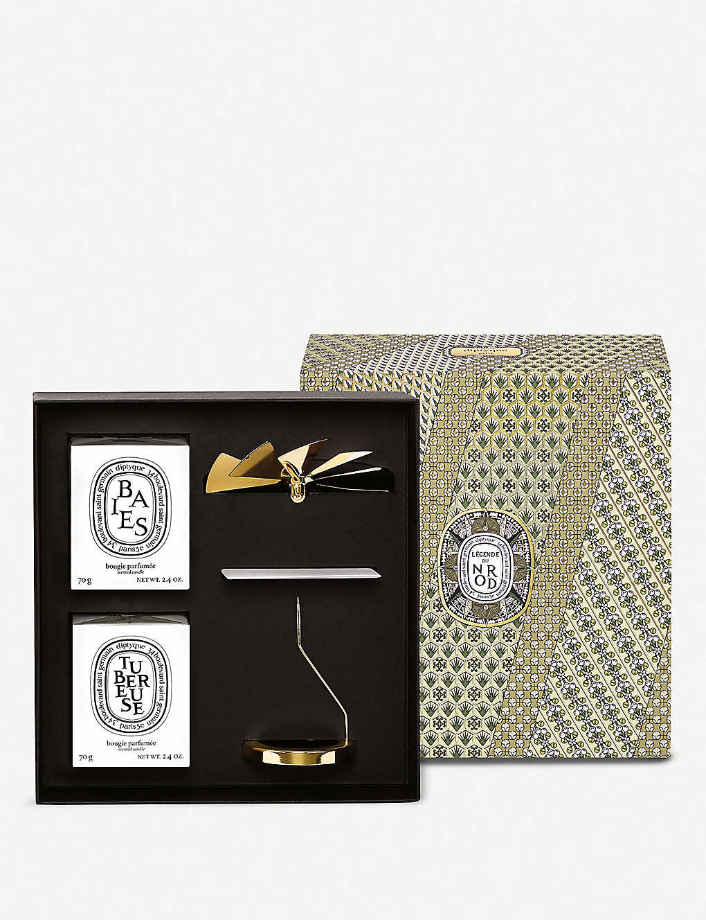 c202cac7b29 DIPTYQUE - Carousel and scented candle set