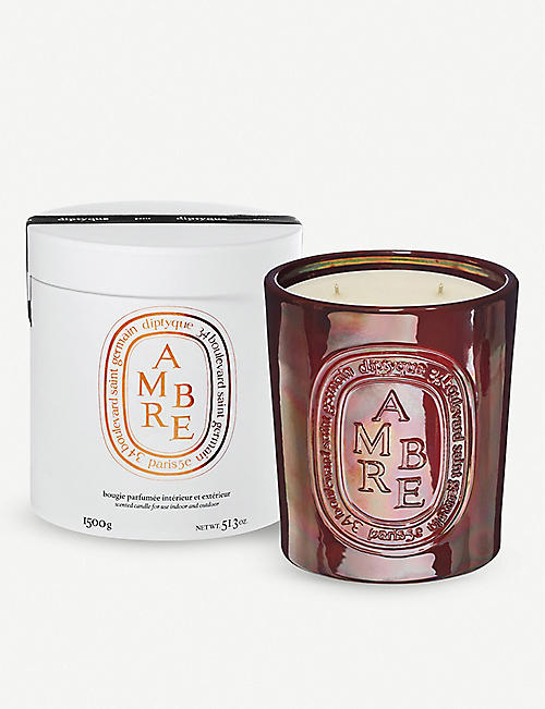 DIPTYQUE Ambre scented candle 1500g