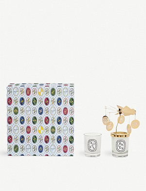 DIPTYQUE SET OF CARROUSEL + FI70V/CP70V 2*70G