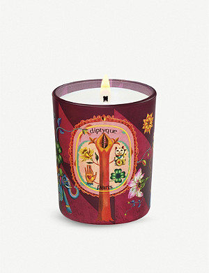 DIPTYQUE Lucky Flower Bougie Parfumee scented candle 70g