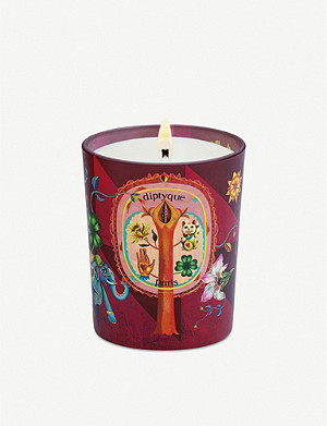 DIPTYQUE Lucky Flowers Bougie Parfumee scented candle 190g