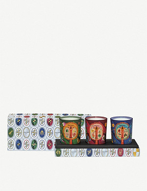 DIPTYQUE Limited-edition candle set of three