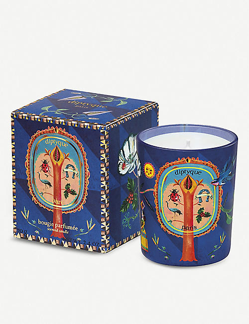 DIPTYQUE Blissful Amber Bougie Parfumee scented candle 70g