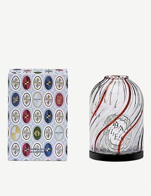 DIPTYQUE Torsade glass candle holder 15.3cm
