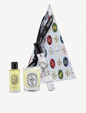 DIPTYQUE Do Son and Tuberose surprise pouch set