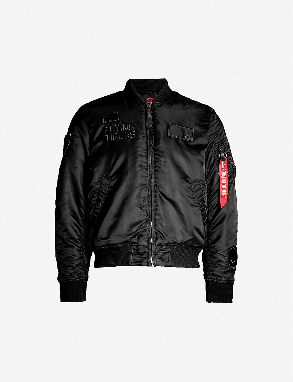078c8fd66 Flying tigers padded bomber jacket
