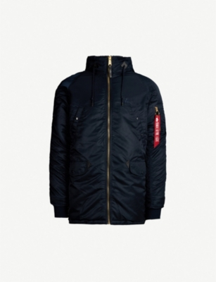 ALPHA INDUSTRIES Apollo shell jacket