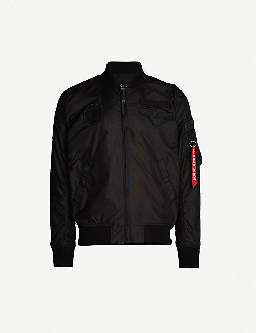 052d0336fe9 Bomber jackets - Coats   jackets - Clothing - Mens - Selfridges ...