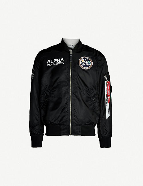 0fbe25fc1c3 Bomber jackets - Coats   jackets - Clothing - Mens - Selfridges ...