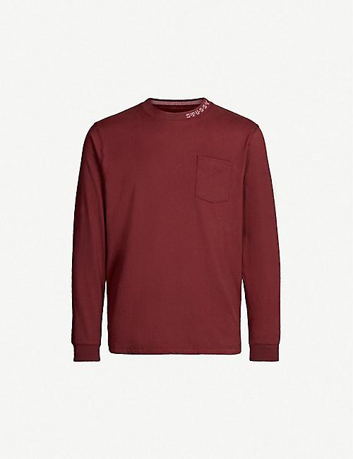 58f705bea Tops & t-shirts - Clothing - Mens - Selfridges | Shop Online
