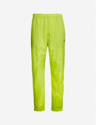 STUSSY Reflective panel-detail shell jogging bottoms