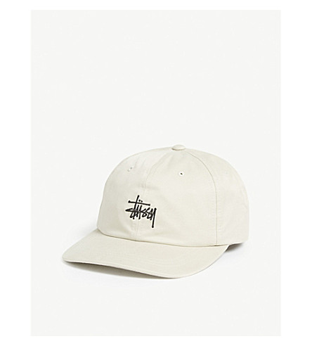 78c310fb795 STUSSY - Stock low-profile strapback cap