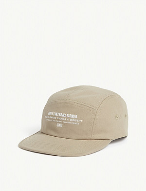 OBEY Integrity cotton cap