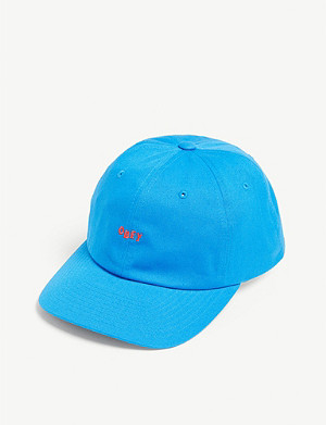 OBEY Cutty baseball cap