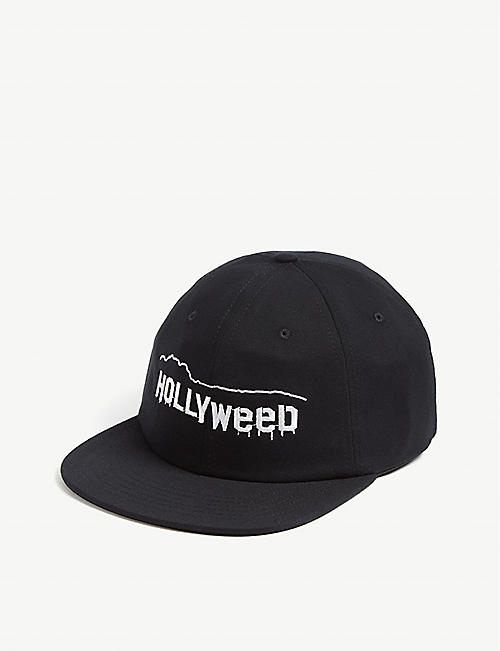 LOCAL AUTHORITY Hollyweed cotton snapback cap