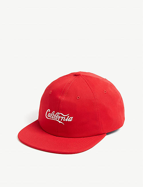 LOCAL AUTHORITY Cali Blade cotton snapback cap