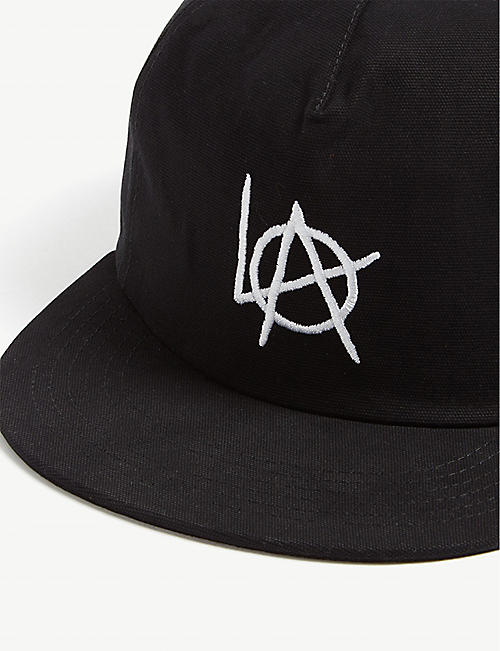 LOCAL AUTHORITY Anarchy cotton snapback cap