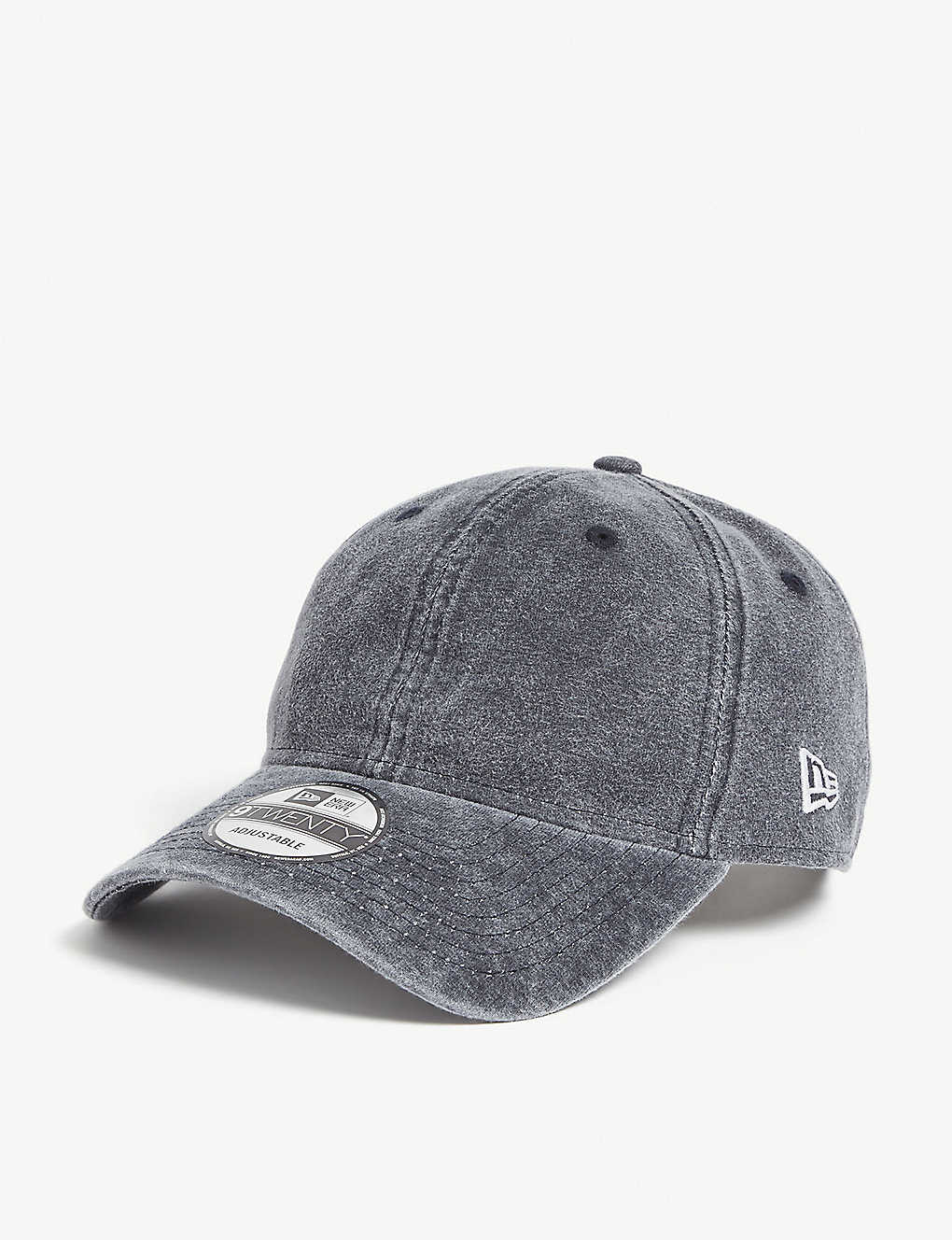 best service 4bc5a 246da NEW ERA Finest 9twenty washed denim cap