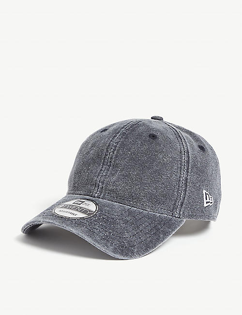 a096e42ce16 NEW ERA Finest 9twenty washed denim cap