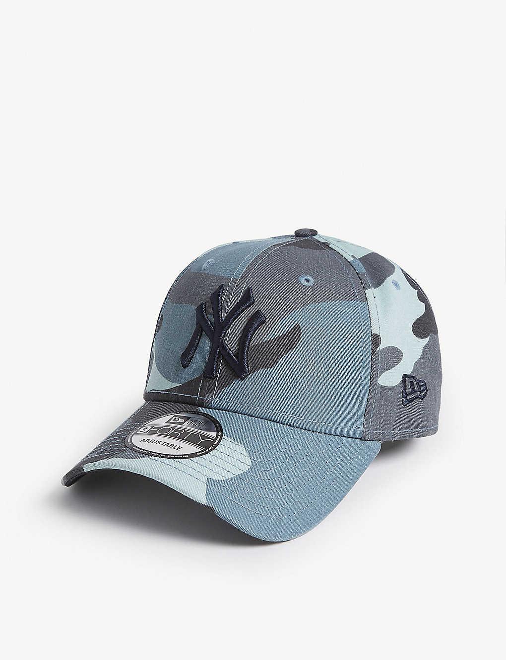 c68802f8 NEW ERA - 9forty NY camouflage cap   Selfridges.com