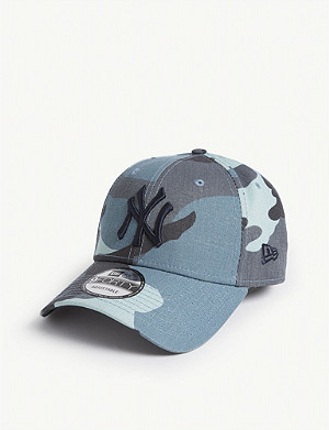 NEW ERA 9forty NY camouflage cap