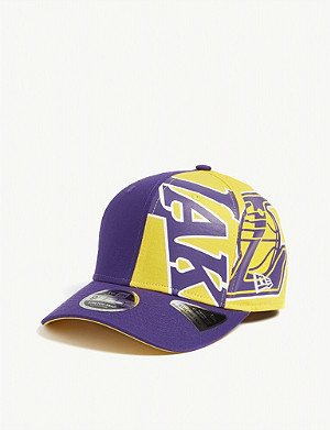 NEW ERA LA Lakers 9FIFTY snapback cap