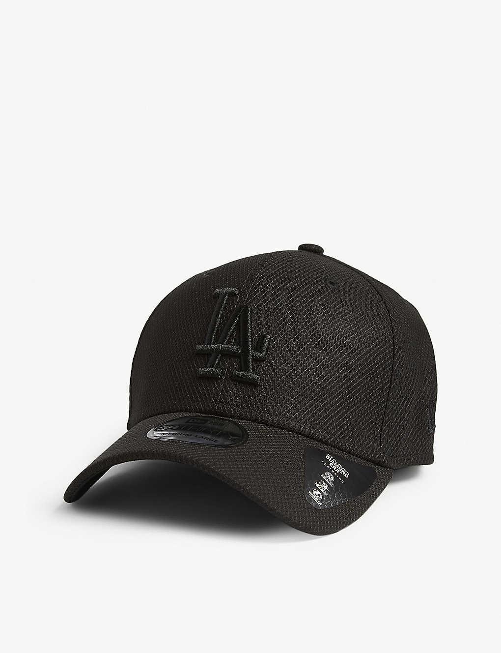 5b1a8e1d13f40 Los Angeles Dodgers 39THIRTY baseball cap - Black ...