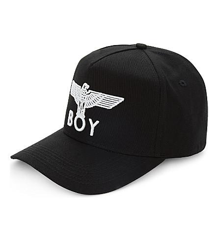 1d0cc3b8981 BOY LONDON - Eagle cotton snapback cap