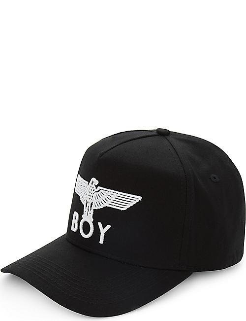 ee45aa5cc315 BOY LONDON Eagle cotton snapback cap