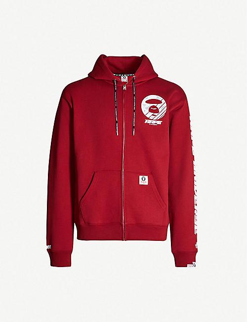 AAPE - Tops   t-shirts - Clothing - Mens - Selfridges  af9d85969f3b