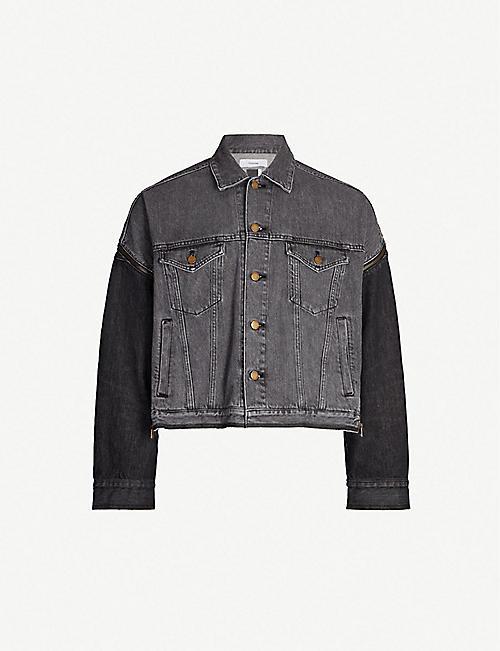 7914f3f16f72 Denim jackets - Coats   jackets - Clothing - Mens - Selfridges ...