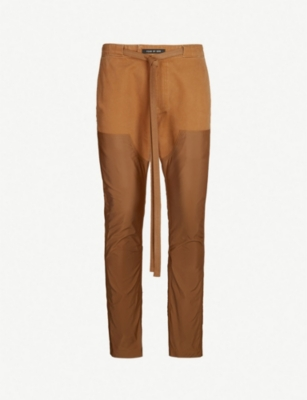 FEAR OF GOD Regular-fit tapered denim trousers